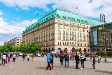 Billige 5-Sterne Hotels in Berlin