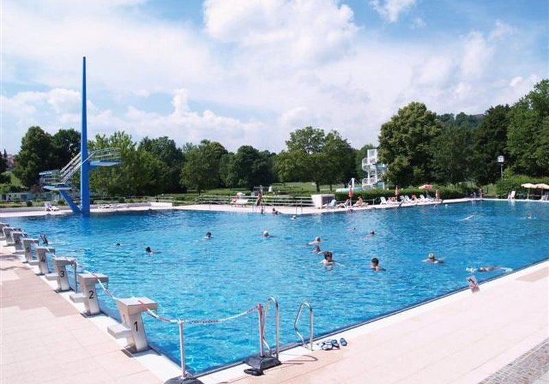 Freibad Asperg Schwimmbecken