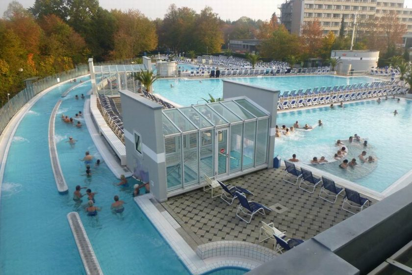 Thermalbad Europa Therme Bad Fuessing