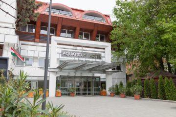Aquaticum Debrecen Wellness Hotel