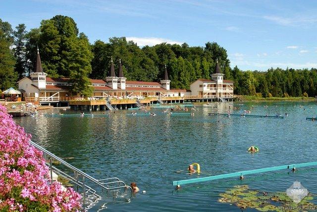 Heviz Spa Lake