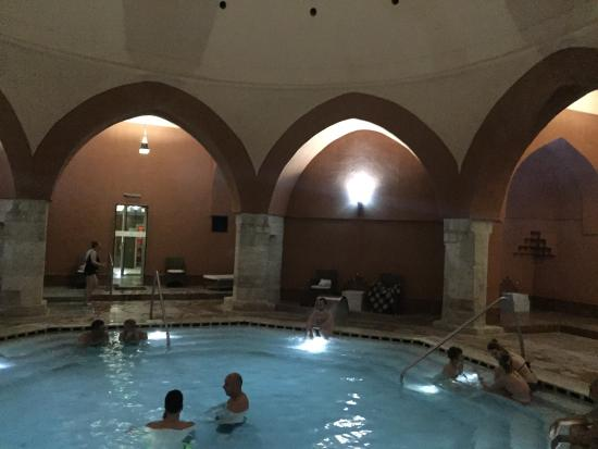 Veli Bej Baths Budapest