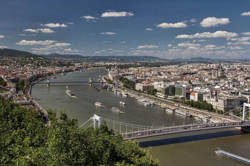 budapest-bridges