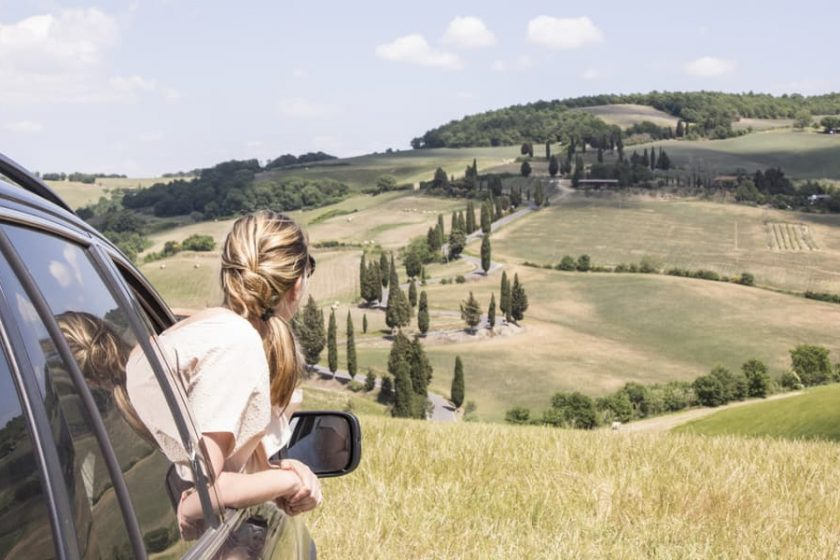Italia in automobile