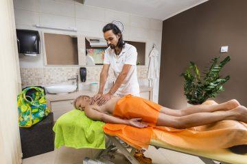 Nyíregyházi-Aquarius Élményfürdő gyógyászat