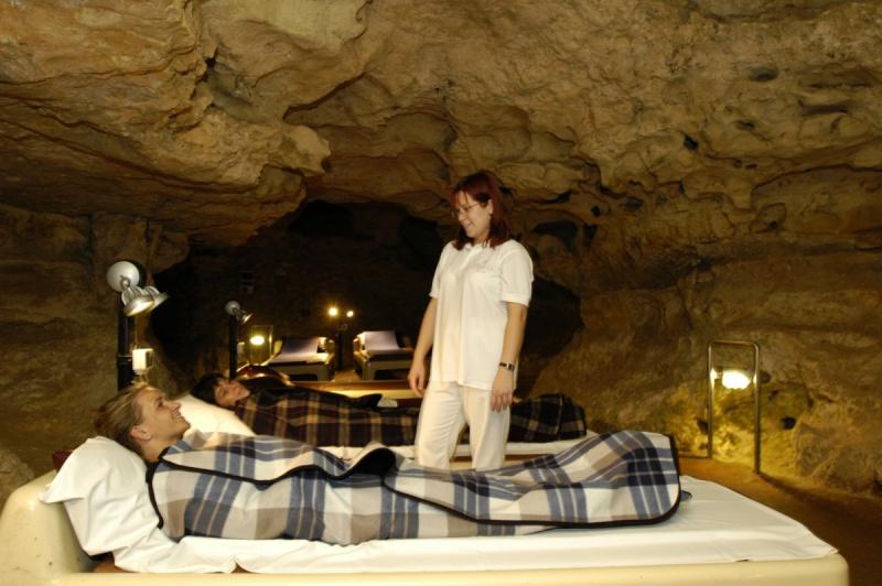 Tapolcai Gyógybarlang barlangterápia