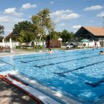 Kabai Fürdő úszómedence