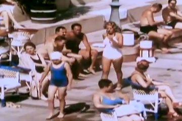 Budapesti fürdő palatinus 1938