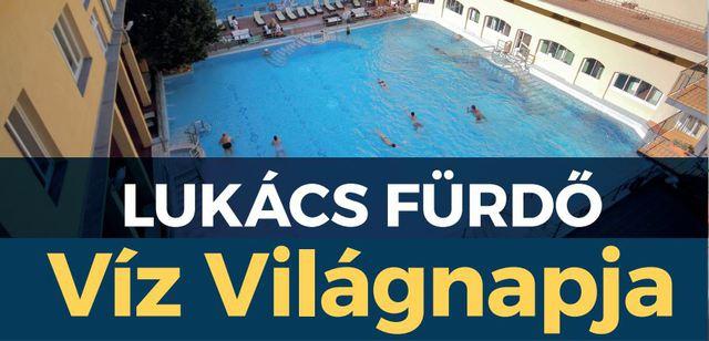 Budapesti fürdők Víz Világnapja