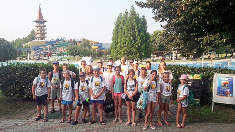 aquacity zalaegerszeg nyári tábor