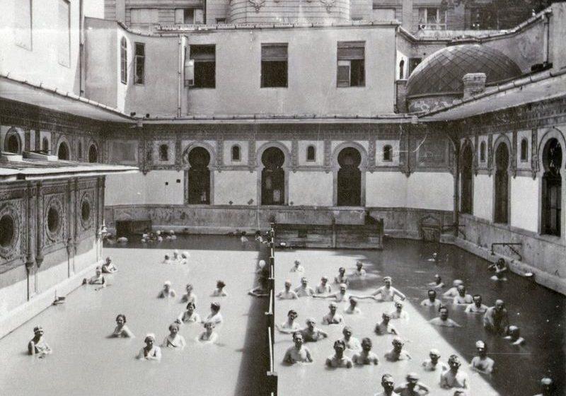 lukács fürdő archív 1920