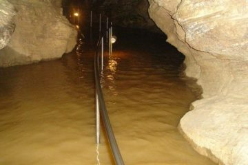 abaligeti barlang árvíz