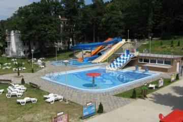 soproni Lővér Fürdő