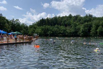szováta medve tó