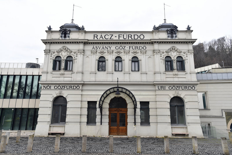 Rác fürdő Budapest