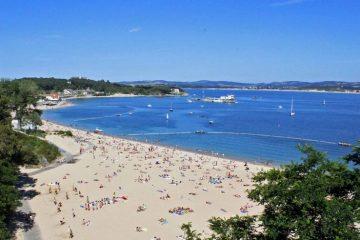 santander Playa de los Peligros