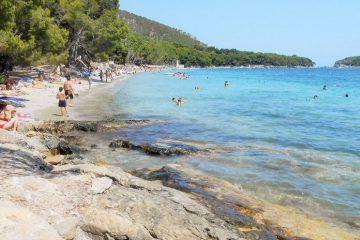 mallorca Formentor strand