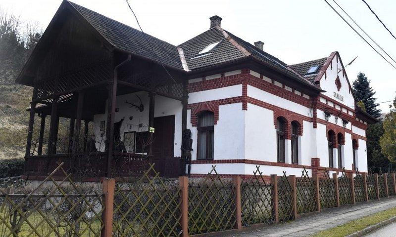 Nagymarosi kittenberger-ház