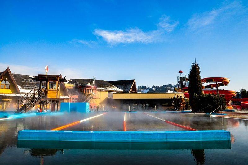 Gino Paradise Aquapark Besenyőfalu