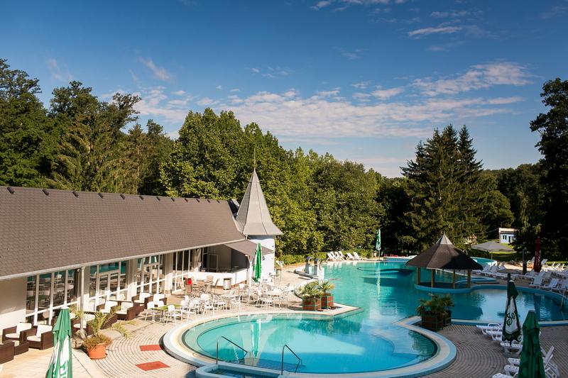 Wellness hotel Sikonda Accent Ambient Szálloda fürdő