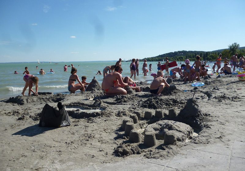 Balatonalmádi Wesselényi Strand