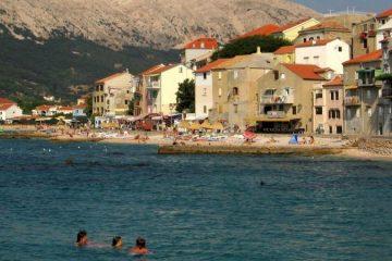 horvátország tengerpart