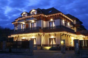 Hotel Ködmön Eger