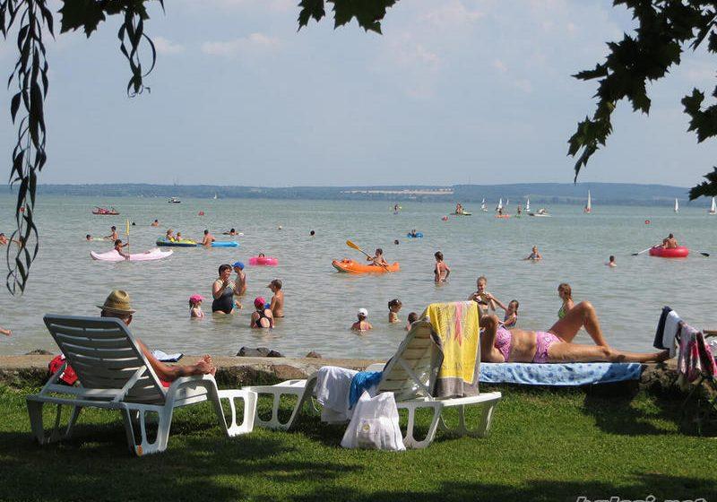 Keszthely Városi Strand Balaton