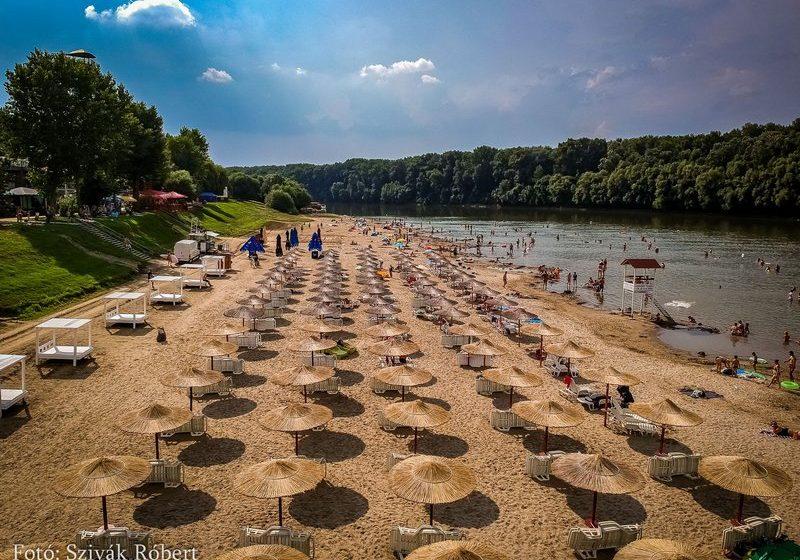 Körös-toroki Partfürdő csongrádi tisza strand