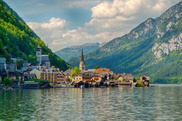 Hallstatti tó