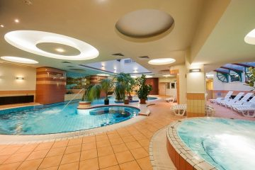 Palace Hotel Hévíz wellness fürdő