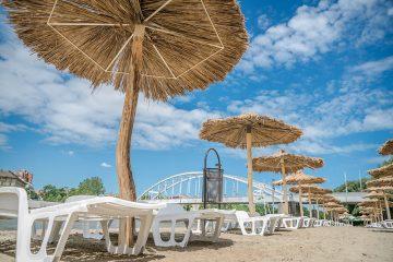 Lapos Beach Szeged szabadstrand tisza