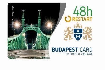 Restart Budapest Card