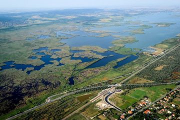 velencei-tó Dinnyés